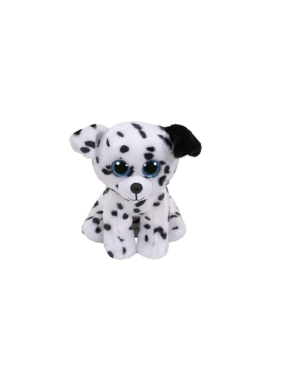 TY-42303-Beanie-Boo-039-s-Glubschis-Catcher-Dalmatiner-15-cm