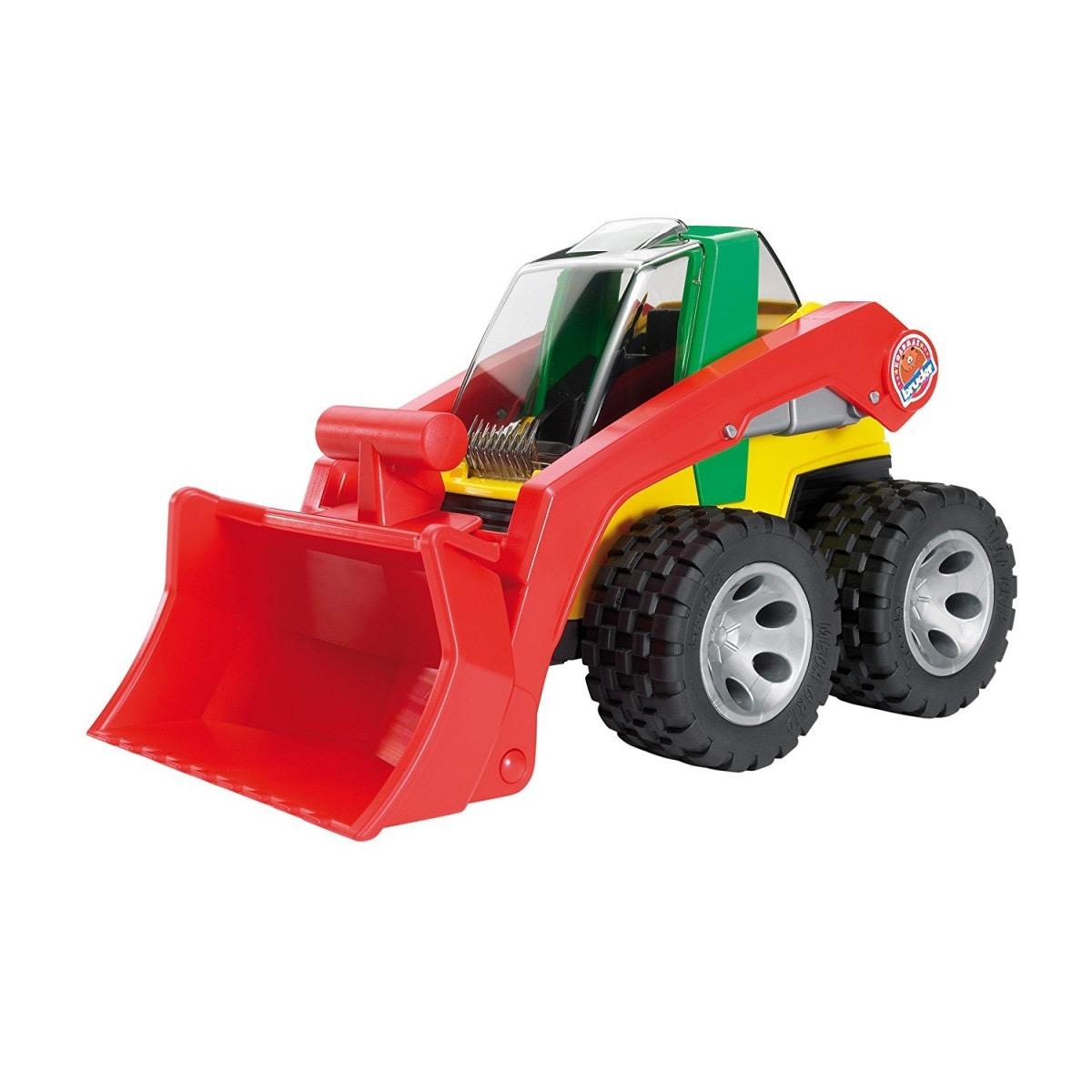 BRUDER 20060 - Fahrzeuge - ROADMAX Kompaktlader