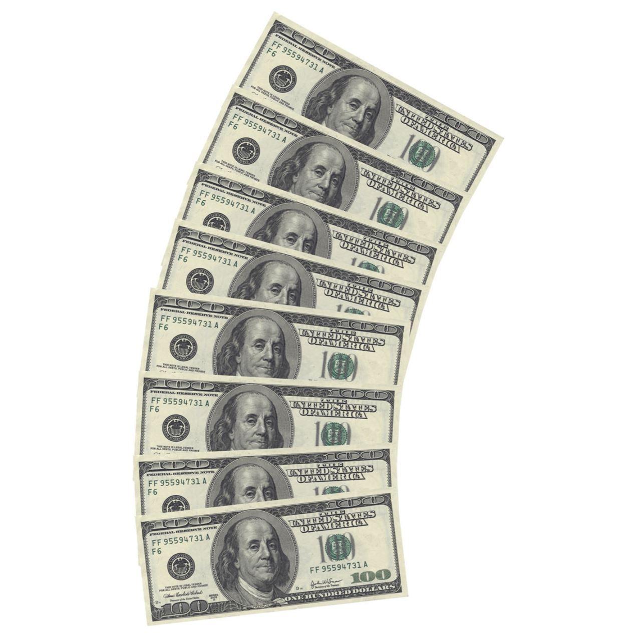 FOLAT 22561 - Geburtstag & Party - USA Dollarschein Serviette, 10 ...