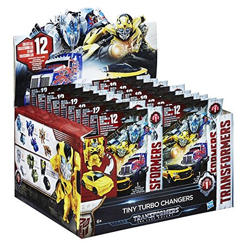 Hasbro C0882 Transformers Movie 5 Tiny Turbo Changers 1 Packung