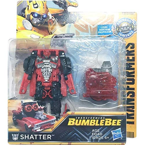 Shatter HASBRO E2095EU Transformers Energon Igniters