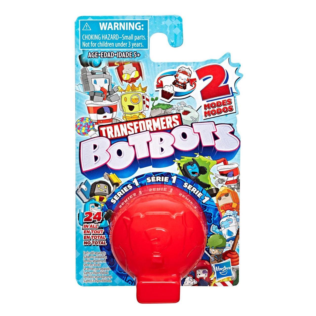 Transformers BotBots Point Dexter Complete