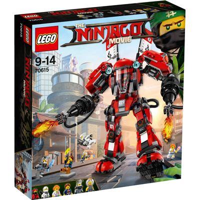 LEGO 70615 - Ninjago - Kai's Feuer-Mech