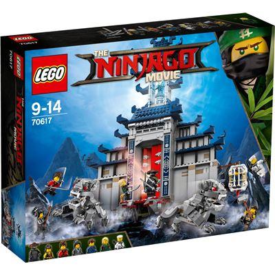 LEGO LEGO LEGO 70617 - Ninjago - Ultimativ ultimatives Tempel-Versteck 9555a1