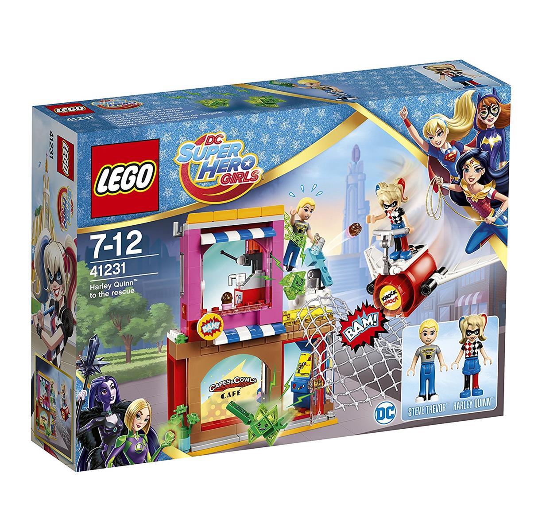 LEGO 41231 - DC Super Girls - Harley Quinn eilt zu Hilfe