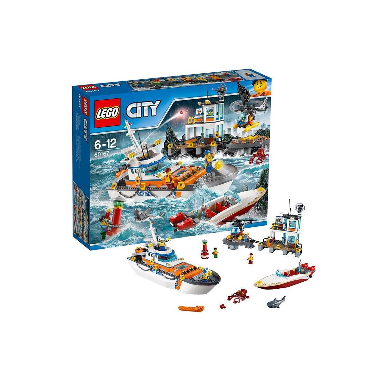LEGO 60167 - City - Küstenwachzentrum