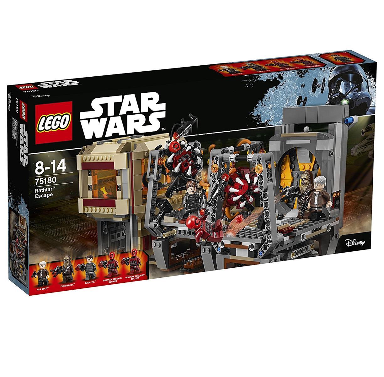 LEGO 75180 - Star Wars - Rathtar Escape
