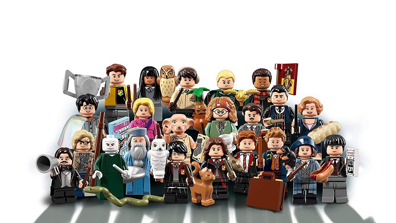 16 Dumbledore neu ungeöffnet! LEGO Bau- & Konstruktionsspielzeug LEGO 71022 Harry Potter & Fantastic Beasts Nr LEGO Minifiguren