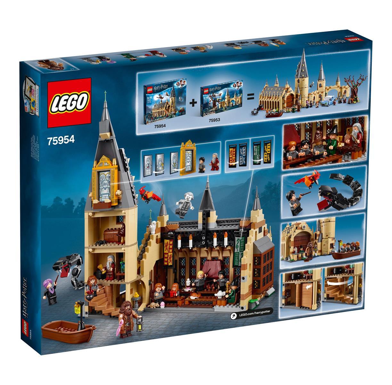 VORVERKAUF - LEGO 75954 - Harry Potter - Die große Halle von ...