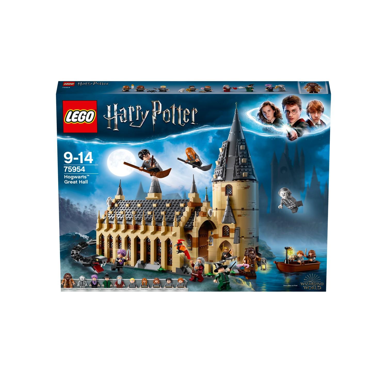 Lego 75954-harry potter-el gran salón de Hogwarts