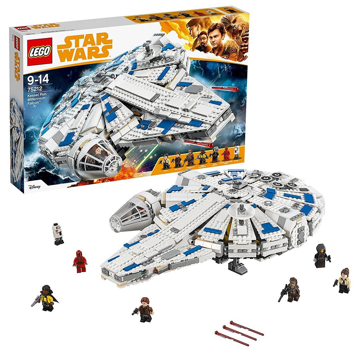 LEGO 75212 - Star Wars - Kessel Run Millennium Falcon | eBay
