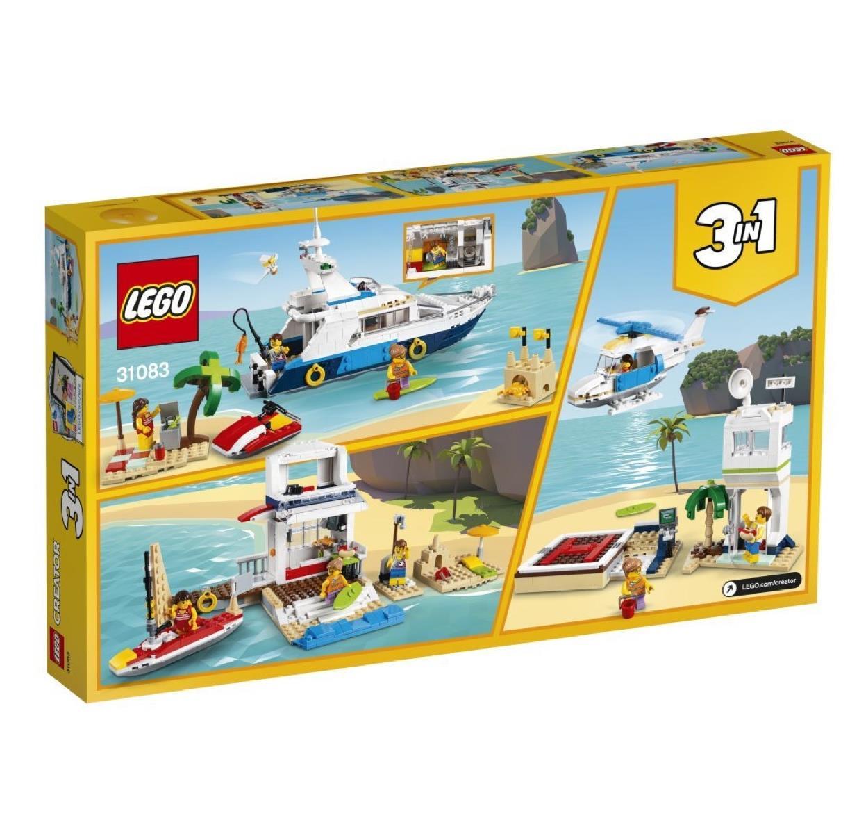 LEGO LEGO LEGO 31083 - Creator - Yacht 9ea336