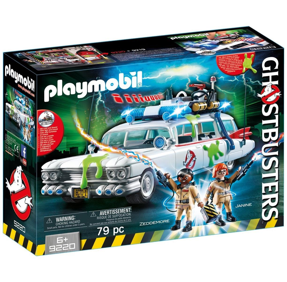 Playmobil 9220 - Ghostbusters Ecto-1