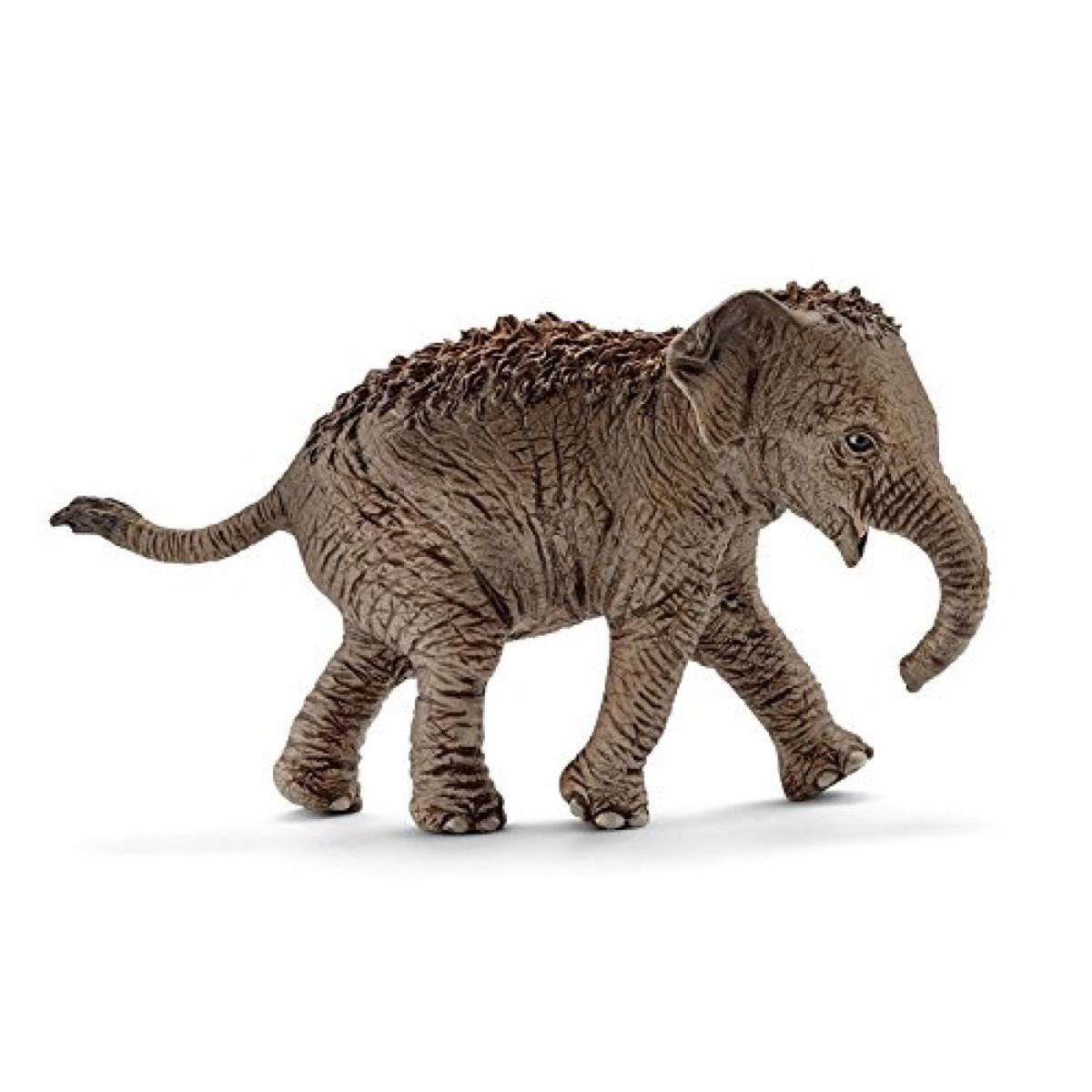 Schleich 14755-Wild Life-Asiatique éléphant