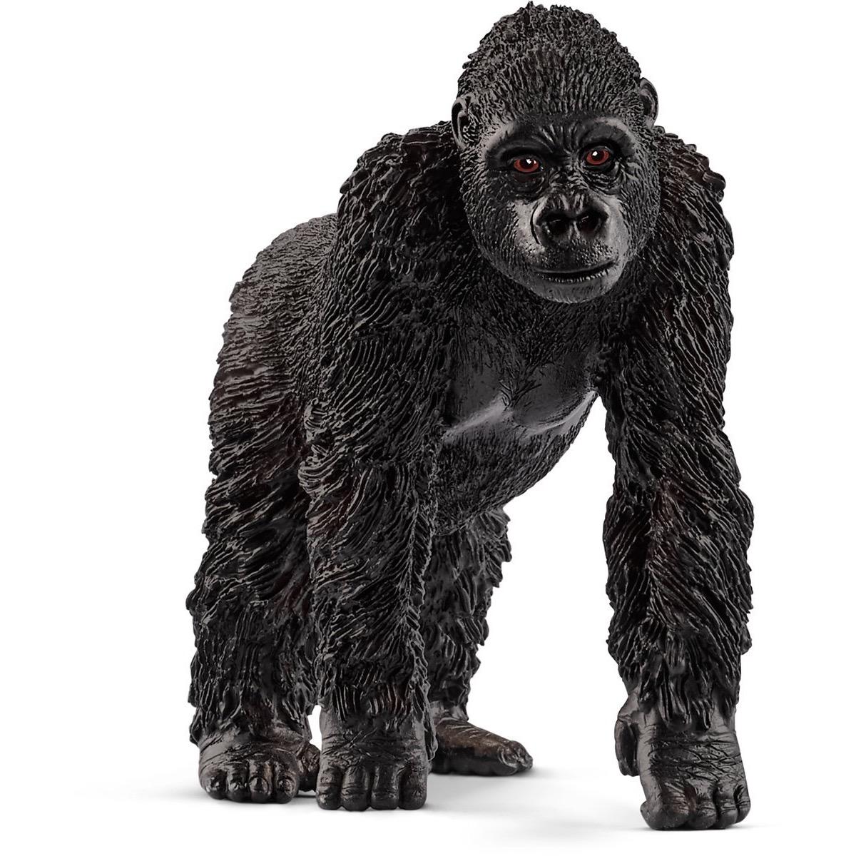 Schleich 14771-Wild Life-Gorille Femelle personnage