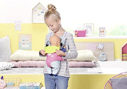 ZAPF Creation 824443-Baby Born ® Accessori-Seggiolino da trasporto