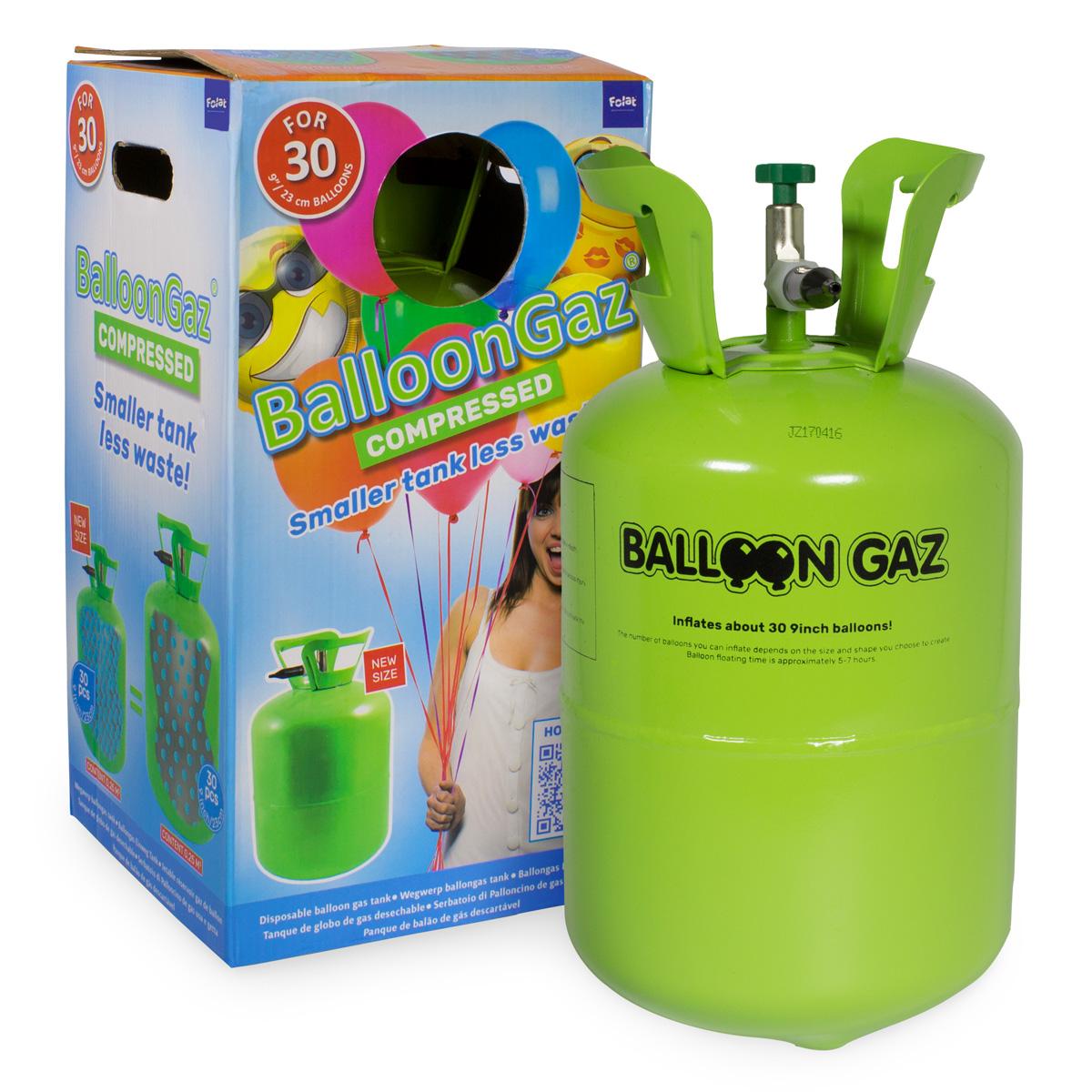FOLAT 25202 - XL Ballongas Helium Luftballons Folienballons ...