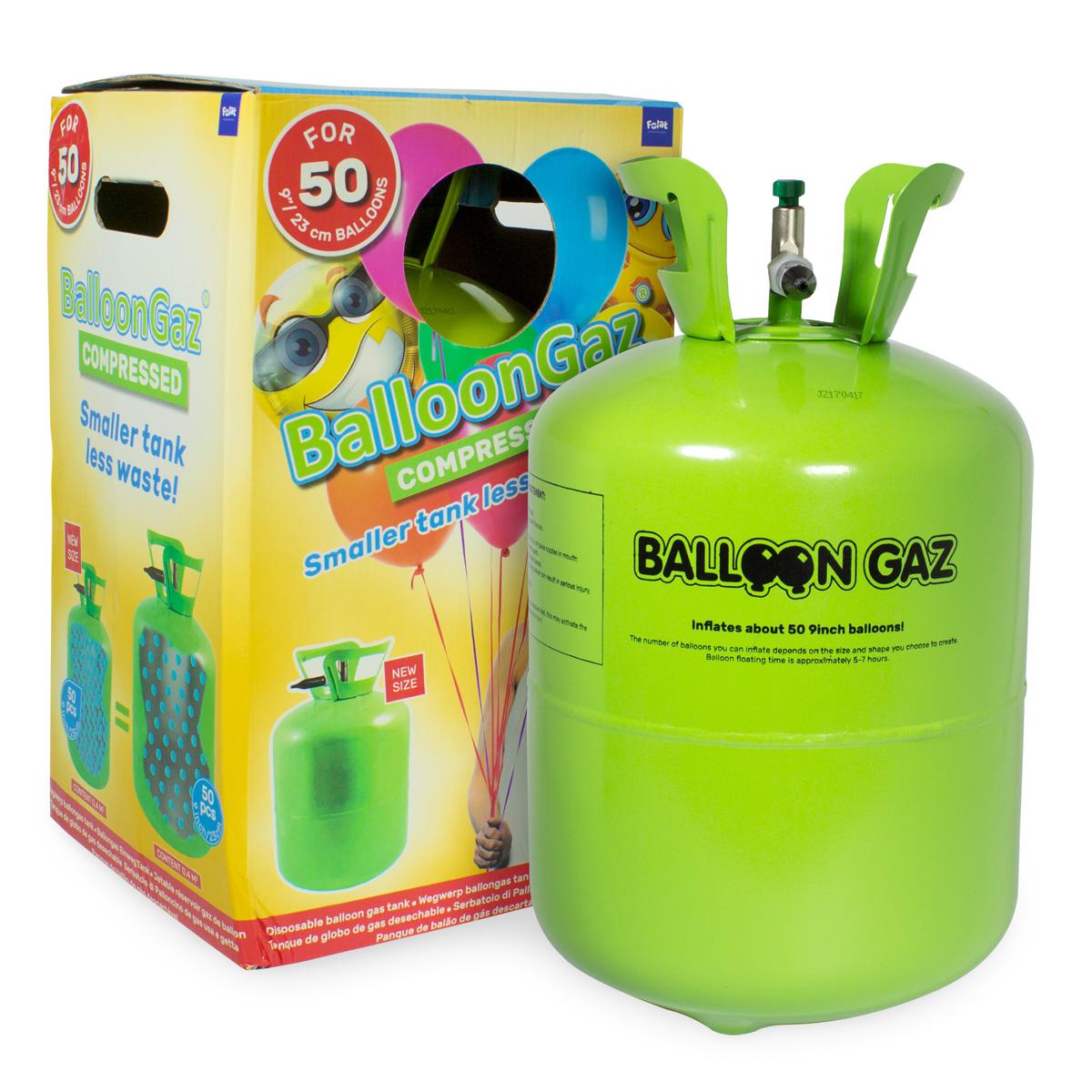FOLAT 25203 - XXL Ballongas Helium Luftballons Folienballons ...