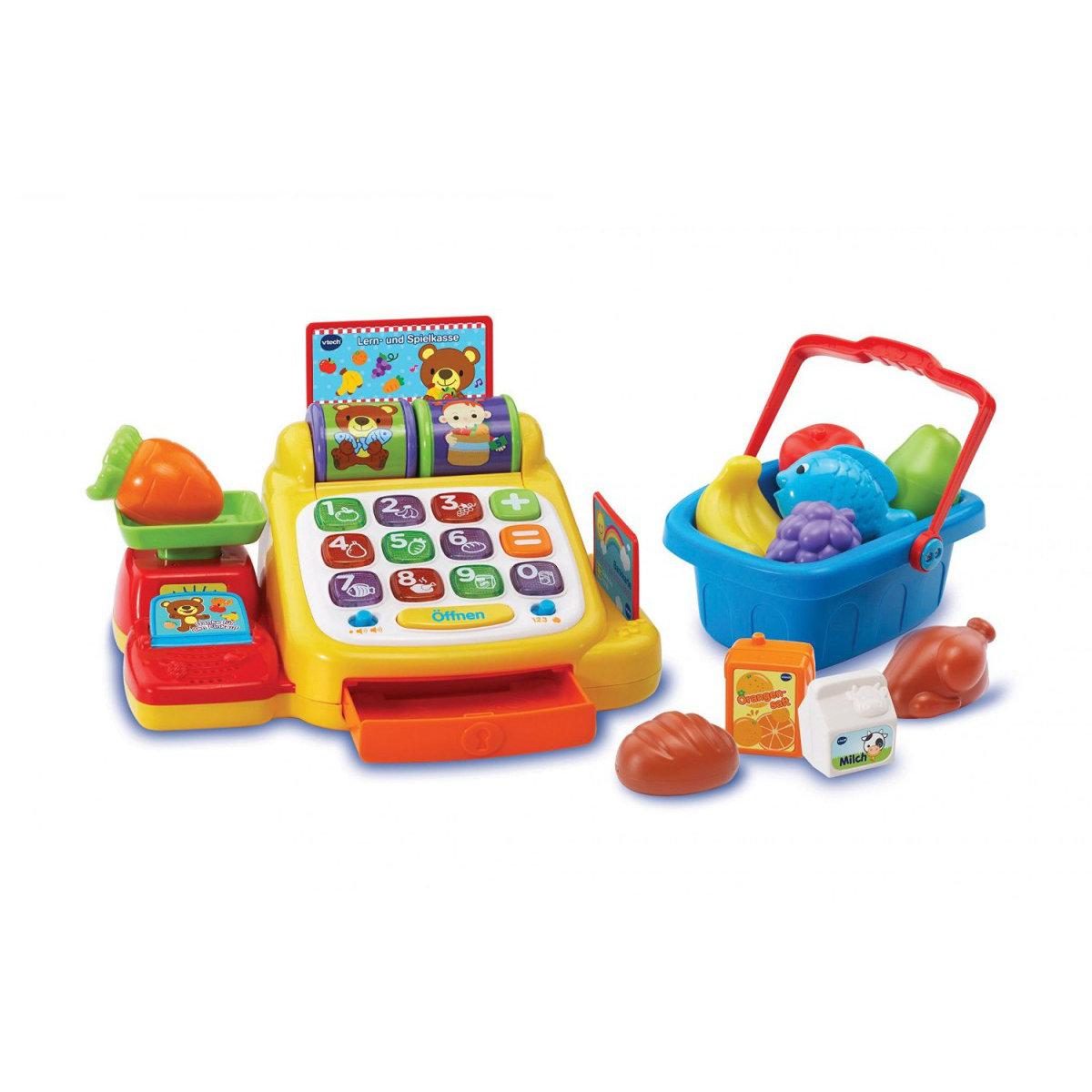 VTECH 80-191394 - Baby - Lern- und Spielkasse