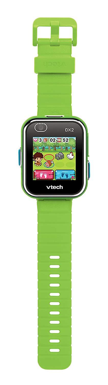 Vtech 80193884 - Kidizoom - Smart Watch Dx2, Grün