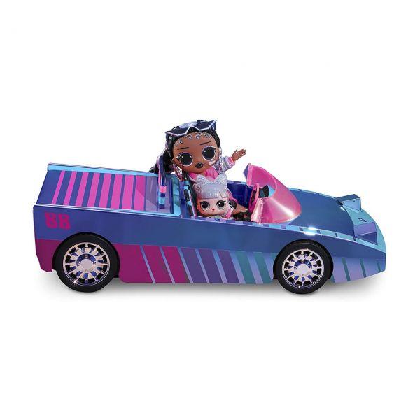 MGA 117933E7C - L.O.L. Surprise O.M.G. - Dance Machine Auto mit Puppe Dancebot