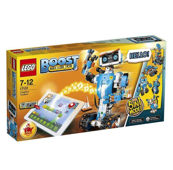LEGO 17101 - Boost - Programmierbares Roboticset