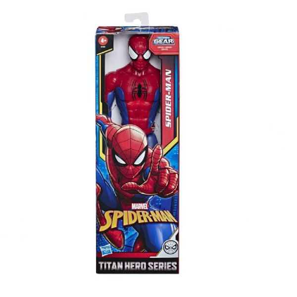 HASBRO E7333 - Marvel Spider-Man - Titan Hero Serie Spider-Man