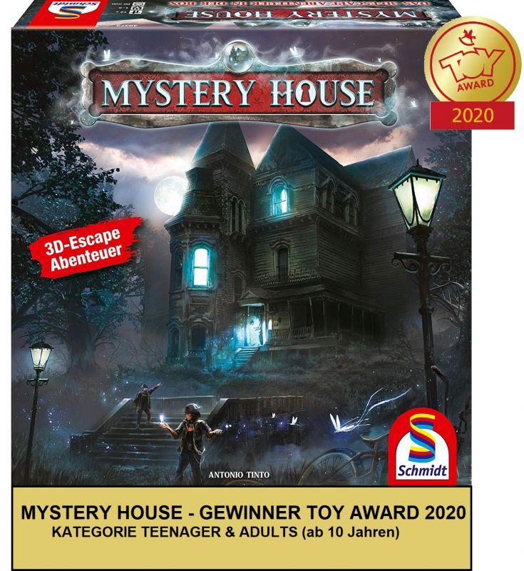Mystery House Toy Award Gewinner 2020 bei Spielzeugwelten