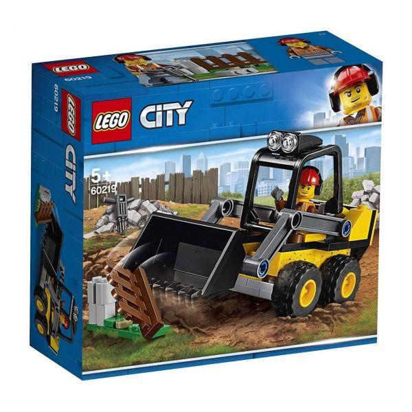 LEGO 60219 - City Fahrzeuge - Frontlader