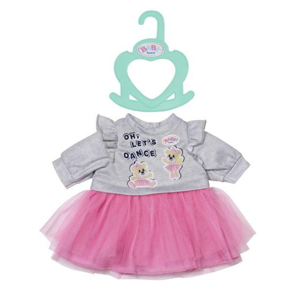 Zapf Creation 830567 - BABY born® - Little Kleider rosa, 36cm