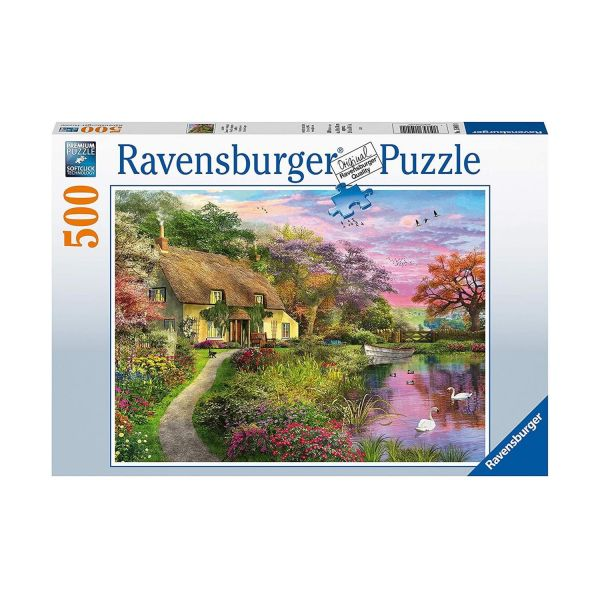 RAVENSBURGER 15041 - Puzzle - Landhaft Landliebe, 500 Teile
