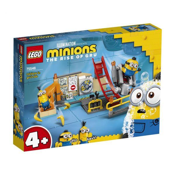 LEGO 75546 - Minions - Minions in Grus Labor