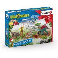 SCHLEICH 98064 - Adventskalender - Dinosaurs, 2020