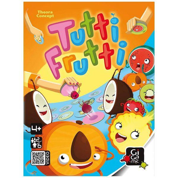 GIGAMIC 201 - Kinderspiel - Tutti Frutti