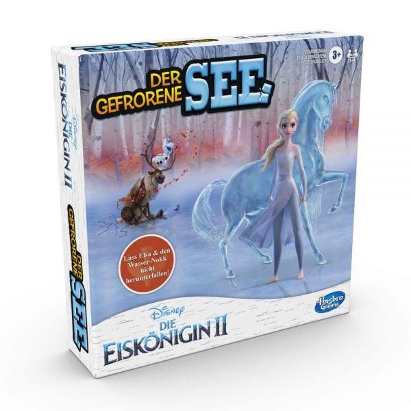 HASBRO F0010 - Kinderspiel - Der gefrorene See, Spiel zu Die Eiskönigin 2