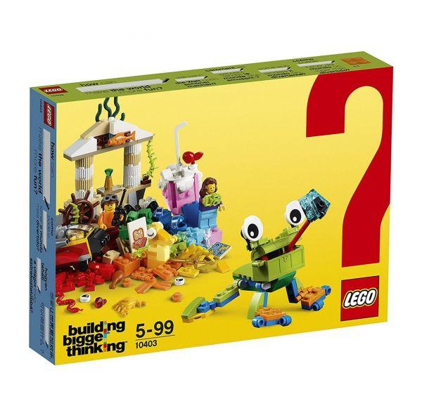 LEGO 10403 - Brand Campaign - Spaß in der Welt