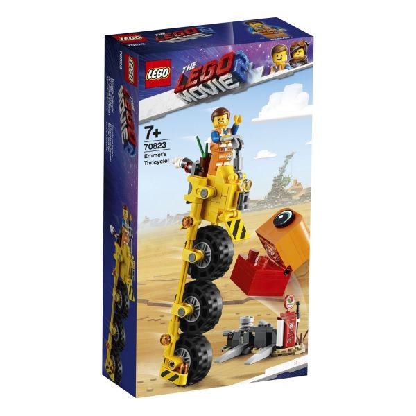 LEGO 70823 - The Lego Movie 2 - Emmets Dreirad