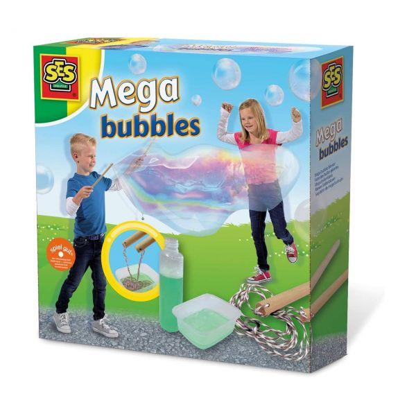 SES 02251 - Gartenspielzeug - Riesen Seifenblasen Bubbles