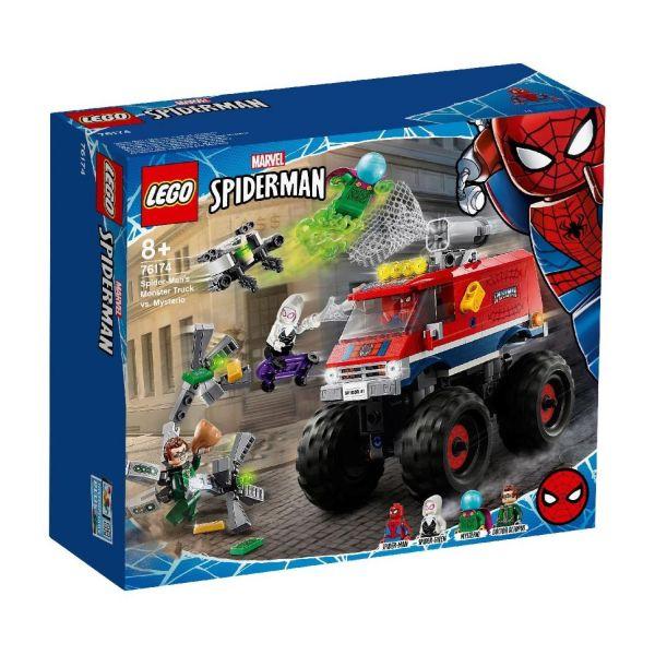 LEGO 76174 - Marvel Super Heroes™ - Spider-Mans Monstertruck vs Mysterio