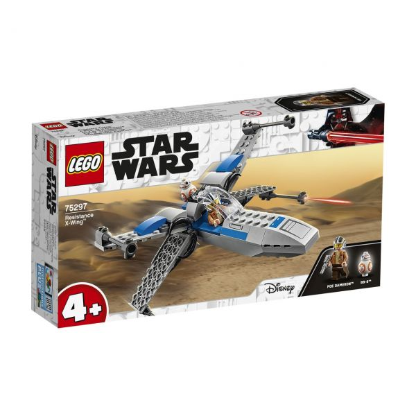 LEGO 75297 - Star Wars™ - Resistance X-Wing™