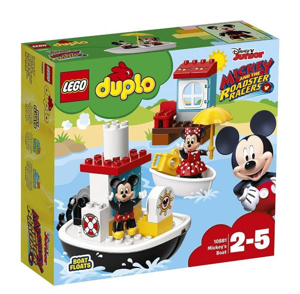 LEGO 10881 - Duplo - Disney Micky's Boot