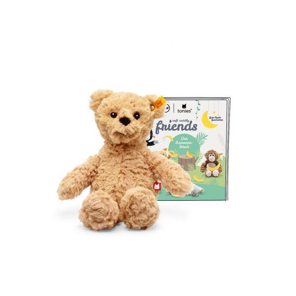 TONIES 10001295 - Steiff Soft Cuddly Friends mit Hörspiel - Jimmy Bär