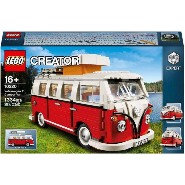 LEGO 10220 - Creator - VW T1 Campingbus