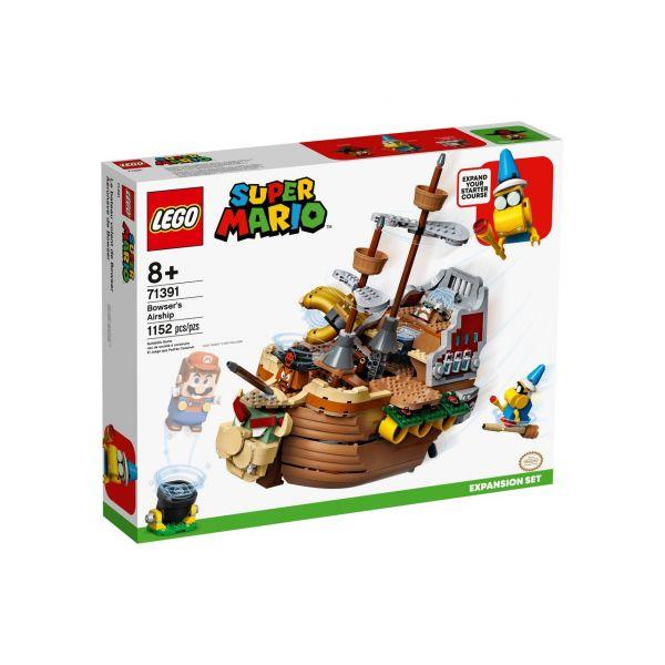 LEGO 71391 - Super Mario - Bowsers Luftschiff, Erweiterungsset