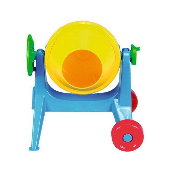 Simba 107136374 - Sandspielzeug - Mörtelmaschine mit Handkurbel