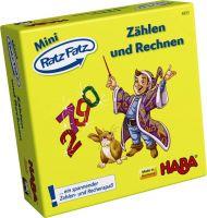 HABA 4893 - Mini Mitbringspiel - Ratz Fatz - Zählen und Rechnen