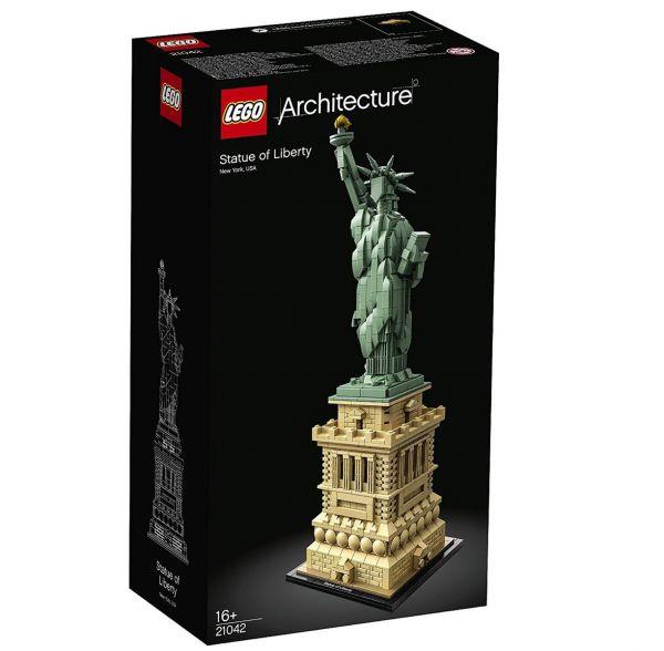 LEGO 21042 - Architecture - Freiheitsstatue