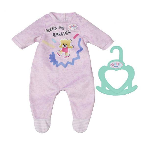 Zapf Creation 830574 - BABY born® - Little Strampler rosa, 36cm