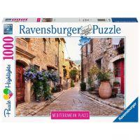 RAVENSBURGER 14975 - Puzzle - Mediterranean Places, Frankreich, 1000 Teile