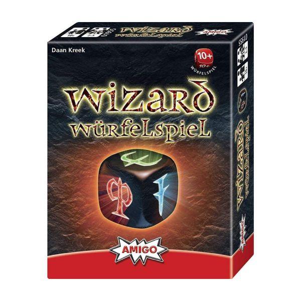 AMIGO 01955 - Kartenspiele - Wizard Würfelspiel